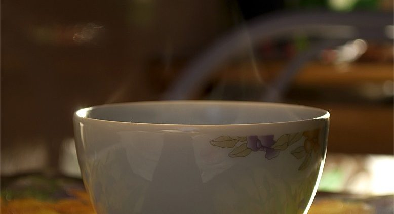 Cozy Up to Fall with Homemade Coconut Milk Chai Tea