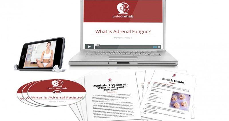 PODCAST: A Sneak Peek Into Paleo Rehab: Adrenal Fatigue