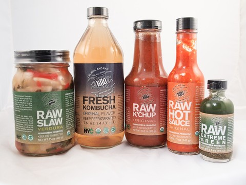 Enter to win TONS of fermented foods!